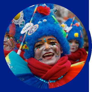 Carnavalsoptocht 2017 Het Olde Tollus
