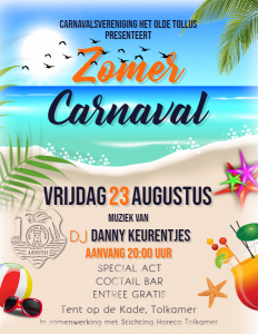 Zomer Carnaval 2019
